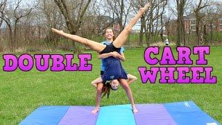 How to do a Double Cartwheel