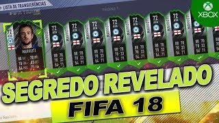 FIFA 18 UT - SUPER AULA DE TRADE PARTE 19 SÉRIE SEGREDO REVELADO #06 [FTRADE YOUTUBER]