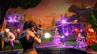 130 Dam Buster Giveaway - Fortnite - Save The World