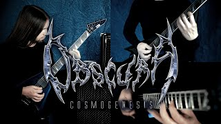 "OBSCURA   ""Universe Momentum"" - Guitar Playthrough by Steffen Kummerer"