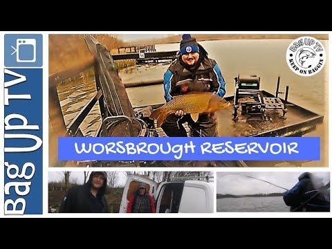 Worsbrough Reservoir | Open Match | Knockup for the Knockout Tour | LIVE MATCH |BagUpTV