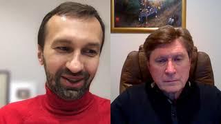 С Сергеем Лещенко об Ахметове, Разумкове и текущей политической ситуации