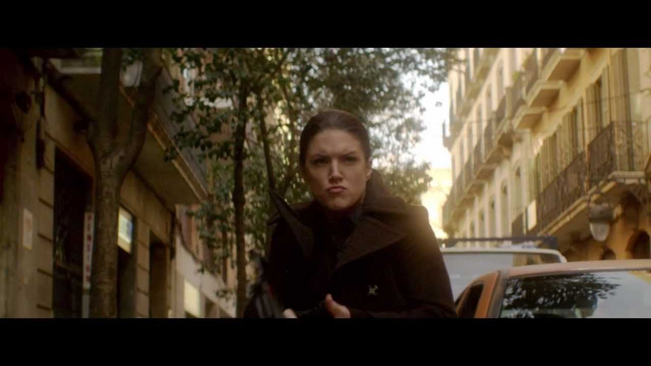 Haywire Official Trailer - YouTube