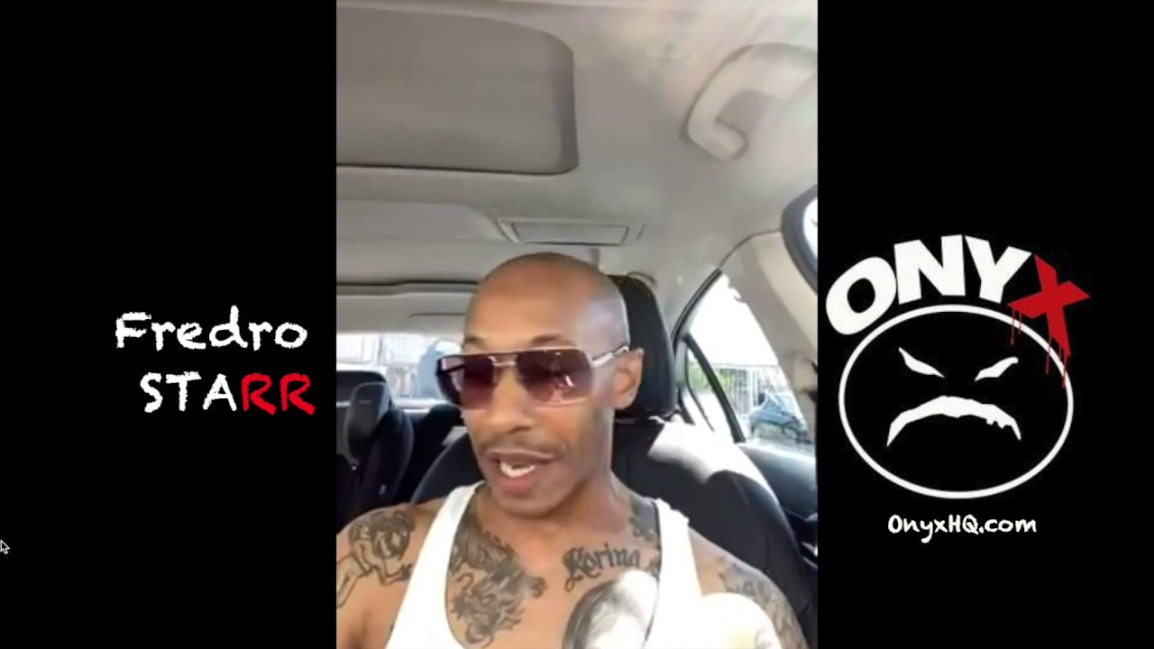 Fredro Starr Speaks On Jay Z , Bang Em Smurf , Jam Master Jay & Onyx Connection With The Lost Boyz