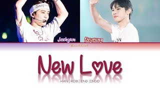 Gambar cover [Best Mistake OST] DOYOUNG & JAEHYUN of NCT (도영 & 재현) – New Love (HAN/ROM/ENG/INDO Lyrics/가사)