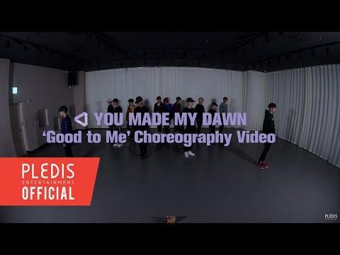[Choreography Video] SEVENTEEN(세븐틴) - Good to Me