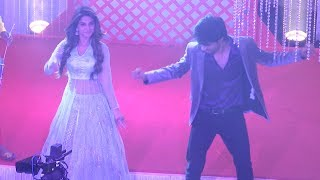 Bepannaah: Jennifer Winget and Harshad Chopra dance their heart out