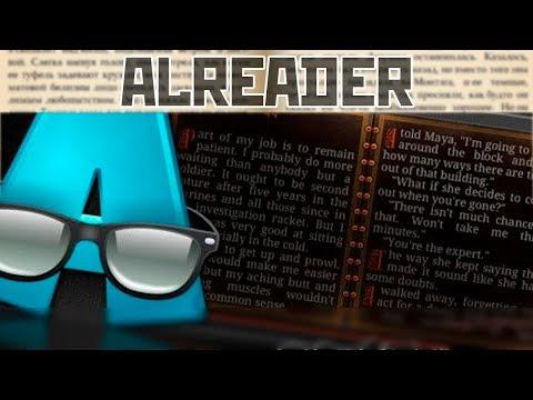 Приложение Alreader. Обзор программы. Ридер (читалка) на Андроид