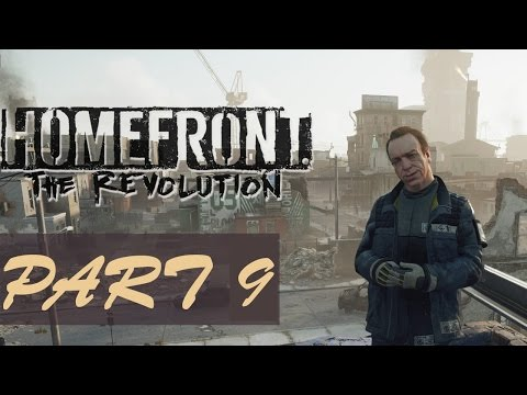 Homefront: The Revolution | Mission: Source Code | PC Gameplay | Walkthrough Part 9