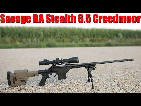 Savage BA Stealth 6 5 Creedmoor Review: Best Savage Yet