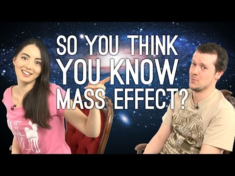 Mass Effect Quiz: So You Think You Know Mass Effect?