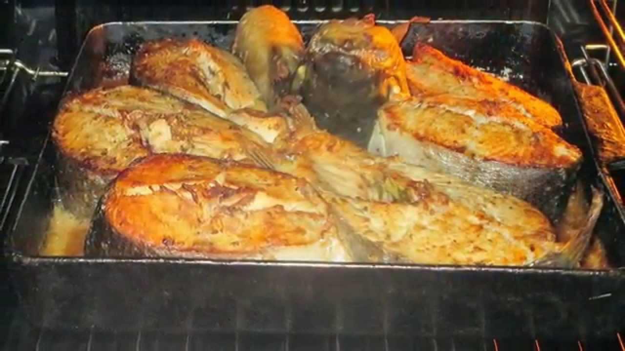 как запечь стейк лосося в духовке в фольге