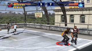 Dolphin Emulator 4.0   NBA Street Vol. 2 [1080p HD]   Nintendo GameCube