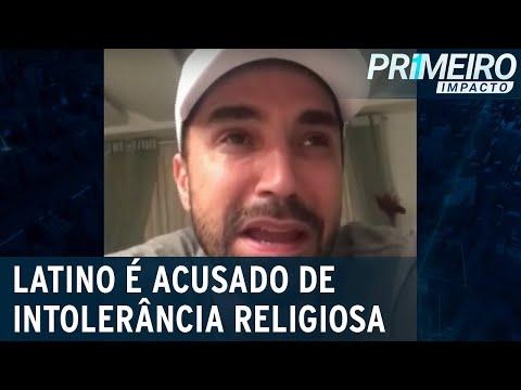 Intolerância religiosa: Latino vira alvo de notícia-crime | Primeiro Impacto (21/04/21)