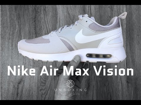 Nike Air Max Tavas Blue Unboxing and on Feet