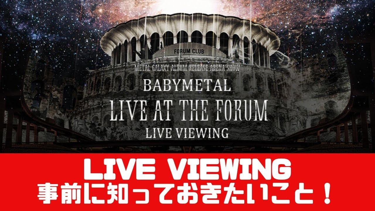 Babymetal Live