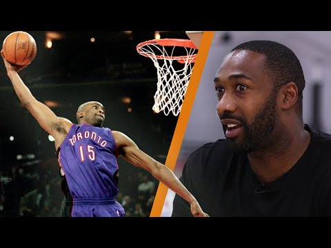 My First Game Against Vince Carter Made Me Think I Couldn't Play In The NBA