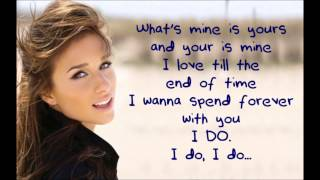 Jessie James Decker - I Do (Lyric Video)