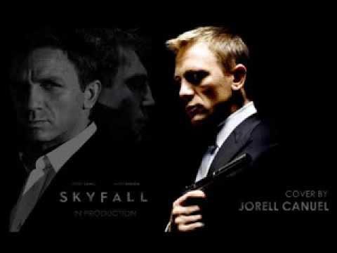 Adele - Skyfall OST Skyfall 007 (Jorell Canuel cover)