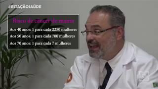 Estação Saúde -  Câncer de mama