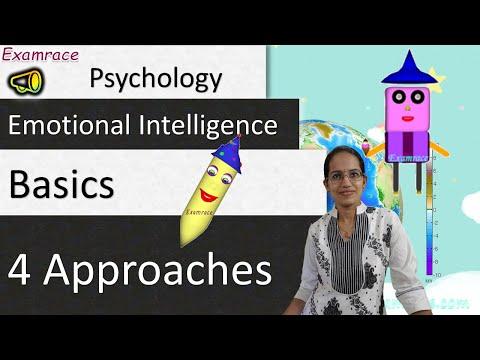 Emotional Intelligence: The Basics & 4 Approaches