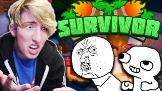 THEY'RE TRYING TO VOTE ME OFF!! ROBLOX SURVIVOR! 🔴 Roblox Live (New Roblox Game)