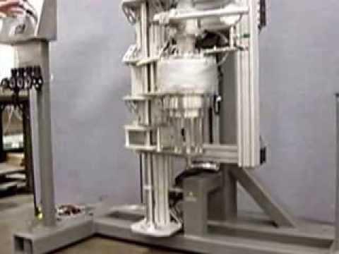Parr Instrument Company Custom Horizontal Reactor System