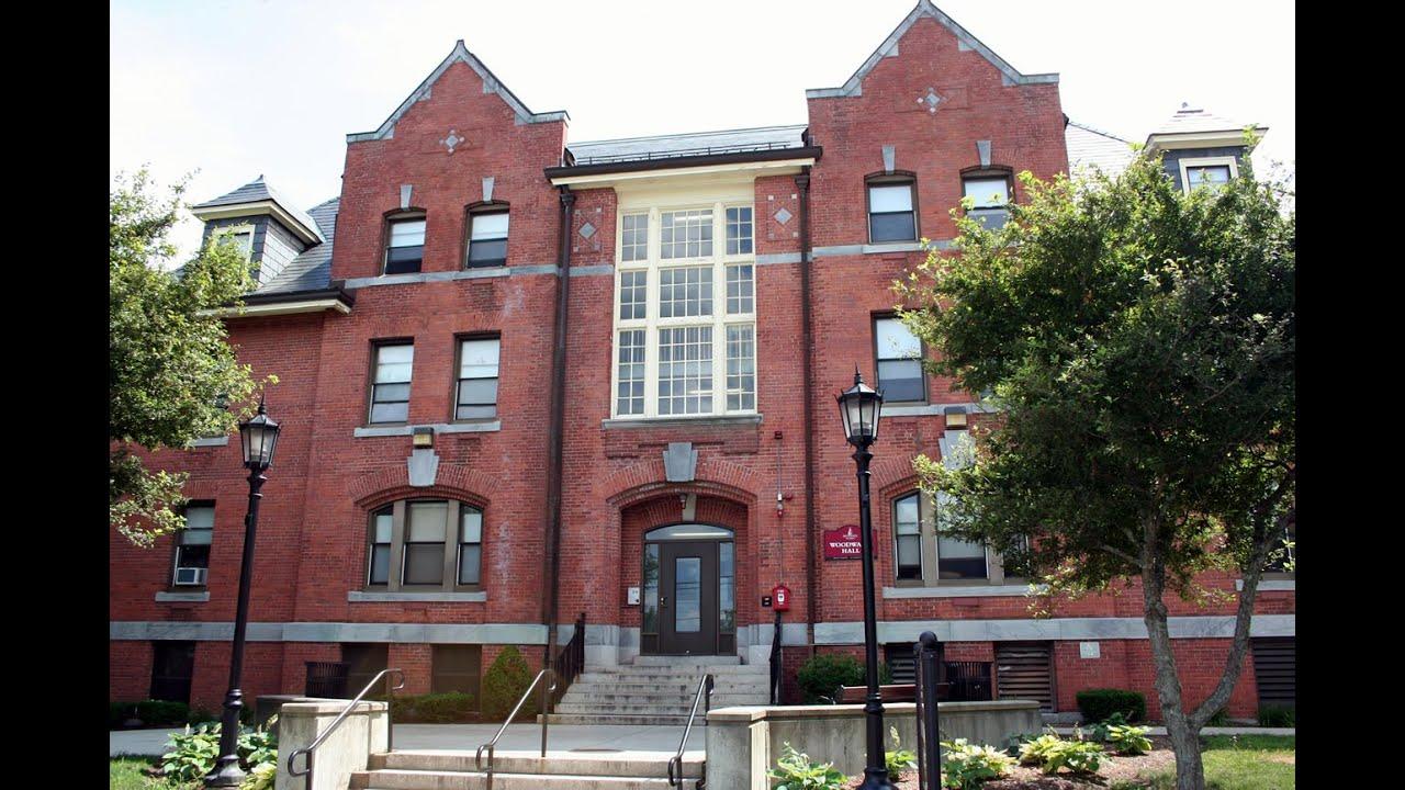Home2Housing | Woodward Hall | Bridgewater State University   YouTube Part 48