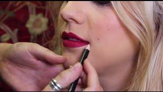 TIP 1 - Illamasqua 12 Tips of Christmas: Perfecting the lip line Thumbnail