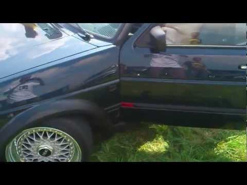 VW Mania 2012 - Golf 2 R32 Fonik - wydech