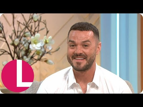 Busted's Matt Willis Discusses Renewing His Wedding Vows With Emma Willis | Lorraine