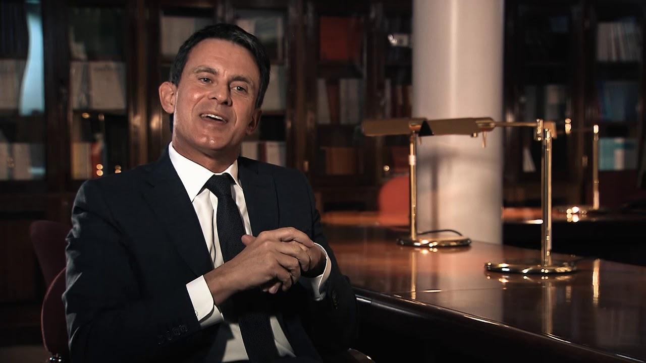 Entrevista a Manuel Valls Galfetti