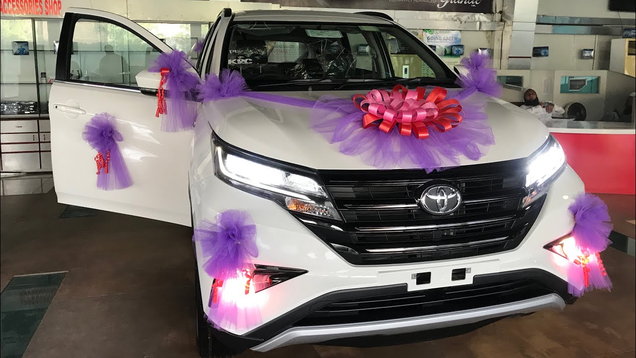 2019 Toyota Rush In Pakistan Full Review Price Youtube