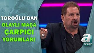 Beşiktaş 3-3 Adana Demirspor Erman Toroğlu Maç Sonu Yorumları! / A Spor / Takım Oyunu / 21.09.2021