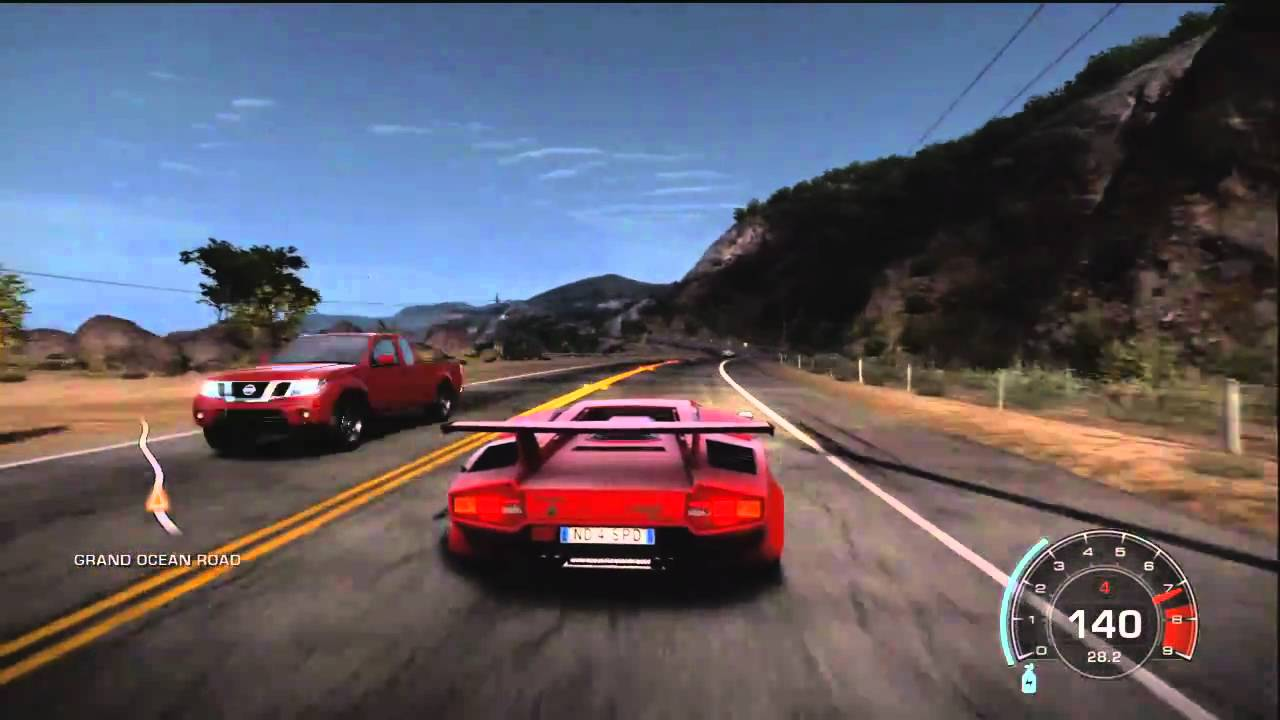 needforspeed hotpursuit lamborghini countach testdrive 720p hd youtube. Black Bedroom Furniture Sets. Home Design Ideas