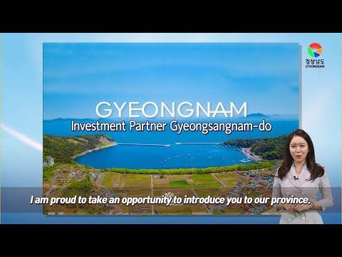 [Invest KOREA] South Gyeongsang Province Investment Promotion IR 图片