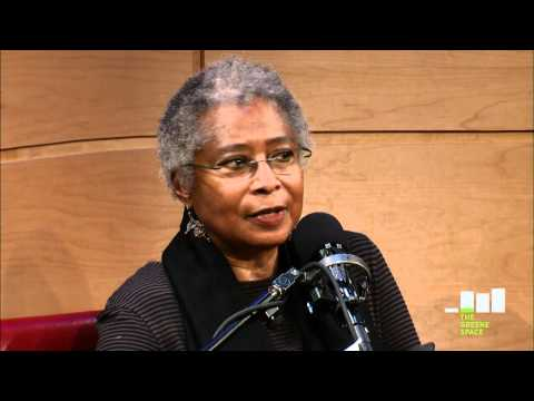 Alice Walker talks about self perception and love in Zora Neale Hurston's work
