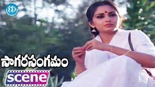 Gambar cover Sagara Sangamam Movie - Jayaprada, Kamal Hassan  Nice Emotional Scene