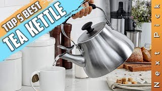 Top 5 Best Tea Kettle Review in 2020