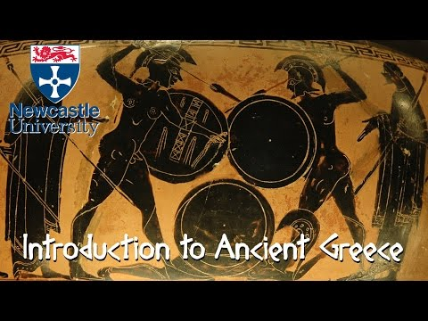 Introduction to Ancient Greece: Pt. 1/3 - The Greeks