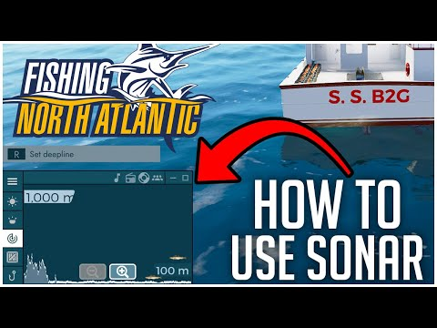 How SONAR Works in Fishing: North Atlantic! | Catch LOADS of Fish EVERY TIME |