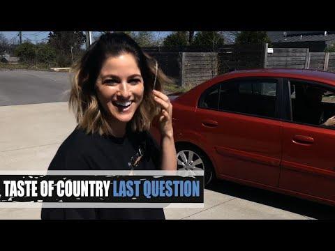 It's True! Cassadee Pope Actually Hates Karaoke! - Last Question