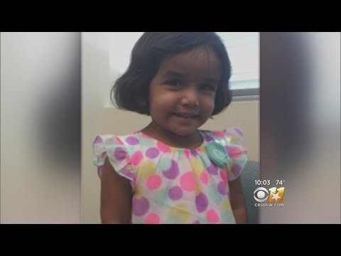 Amber Alert: Missing 3-Year-Old Girl From Richardson