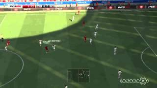 PES 2014 PRIMER GAMEPLAY OFICIAL BAYER MUNCHEN | PES LATINO HD