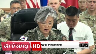 S. Korea-U.S. alliance at critical juncture to address threat from N. Korea: