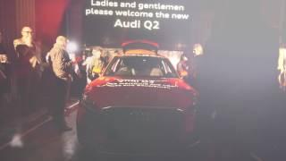 Audi Q2 The #untaggable Event