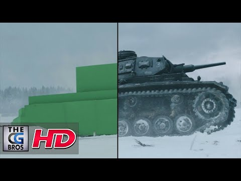 "CGI & VFX Showreels: ""Digital Compositor/On-set Supervisor/Matchmove Artist"" - by Andrew Sharapko"