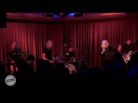 "Moby Performing ""Why Does My Heart Feel So Bad""  on KCRW"