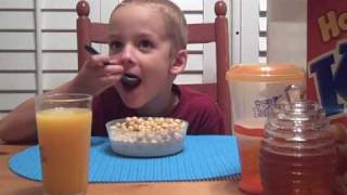 Honey Kix: Kid Tested, Monkey Mama Approved Thumbnail