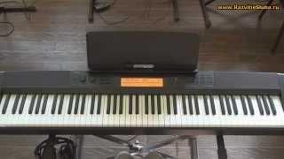 Видеокурс по фортепиано - урок 1 (учим ноты на фортепиано)